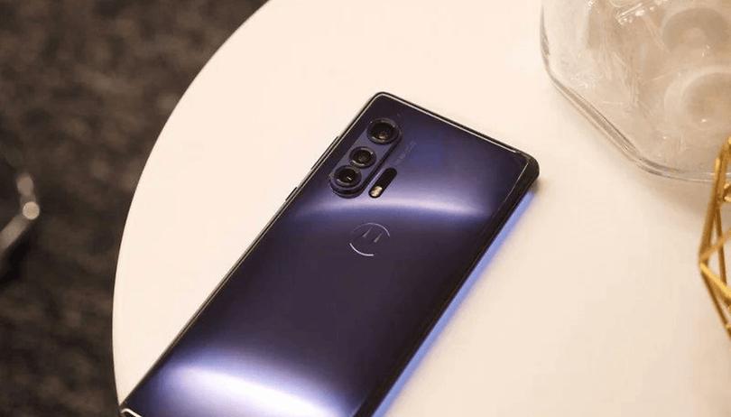 Motorola Edge+ deve chegar aos EUA custando 1 mil dólares