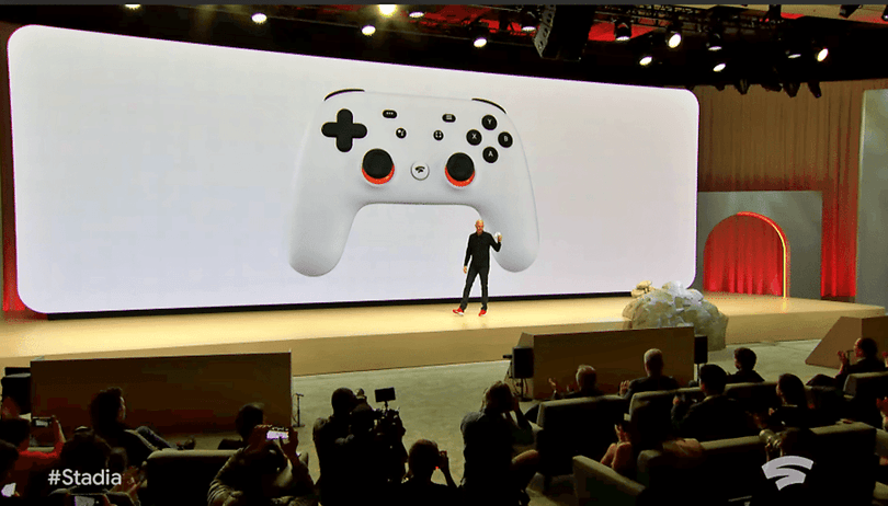 Google Stadia: you won't need 5G speeds but you can't download games
