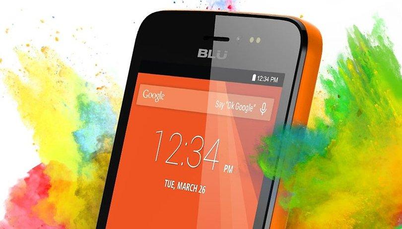 BLU está atualizando 10 dispositivos para o Android Lollipop