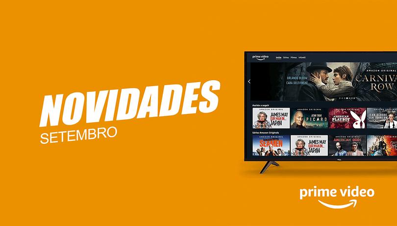 Amazon Prime: 19 filmes e séries que entrarão no catálogo em Setembro