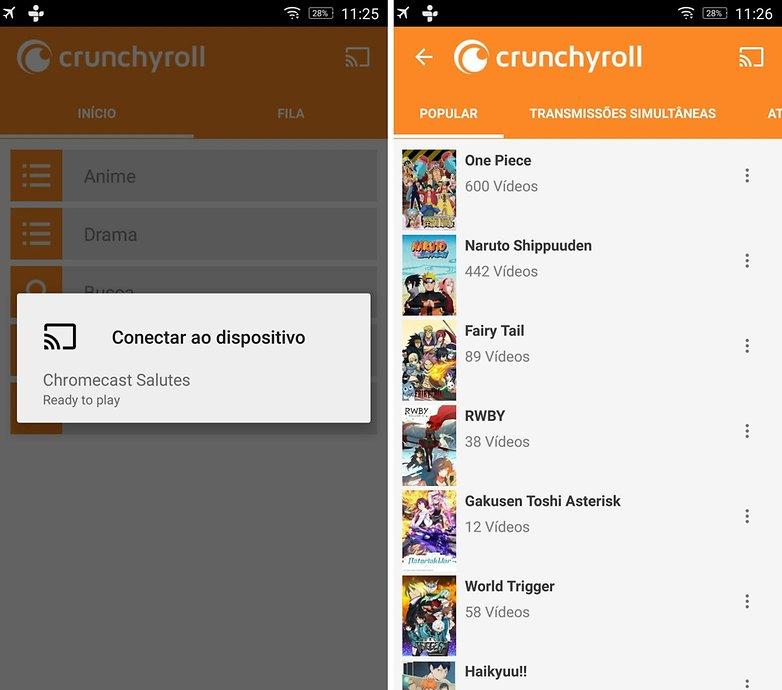 chrunchyrollappchromecast