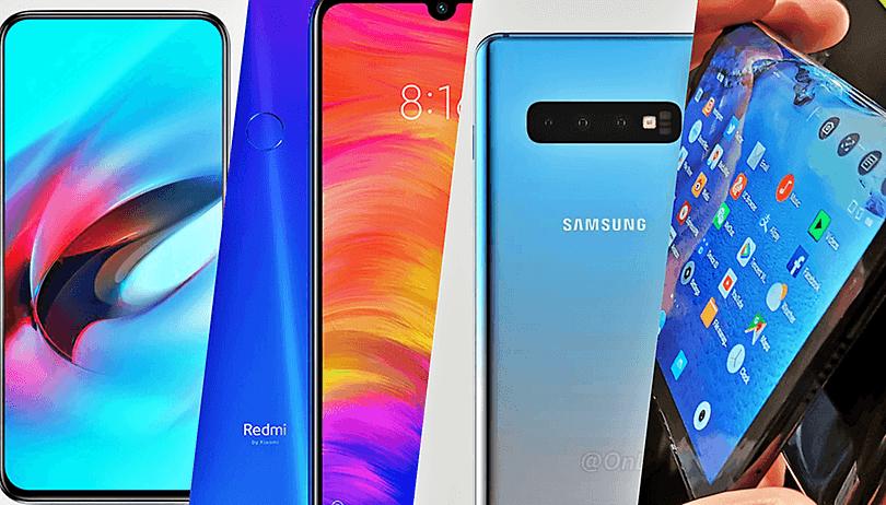 Smartphones para você ficar de olho em 2019