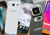 Evolución de los modelos Galaxy de Samsung: del Galaxy S al S9