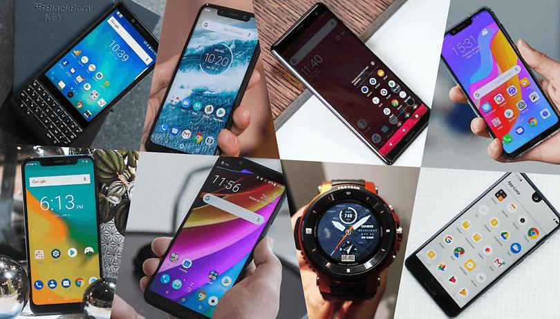 Festival do notch de Sharp à Huawei: os destaques que marcaram a IFA 2018