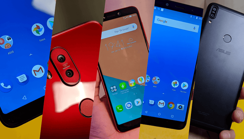 Zenfone 5, 5Z, 5 Selfie, 5 Selfie Pro e Max Pro M1: as novidades da Asus para o Brasil