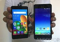 Xiaomi Redmi 2 vs. Asus Zenfone 5: o duelo que todos querem ver!
