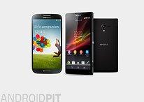 Sony Xperia ZQ vs. Samsung Galaxy S4: qual é o melhor custo/benefício atualmente?