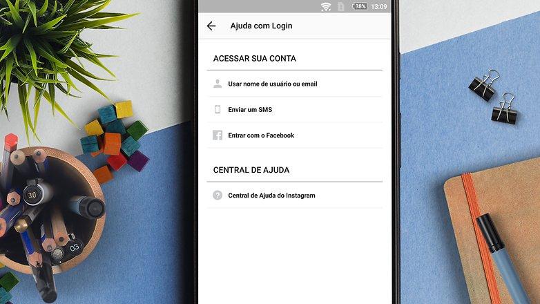 contas instagram ajuda tips