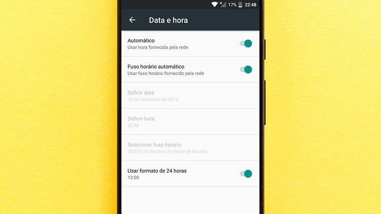 Google play store no funciona veja o que pode ajudar androidpit data e hora play store stopboris Images