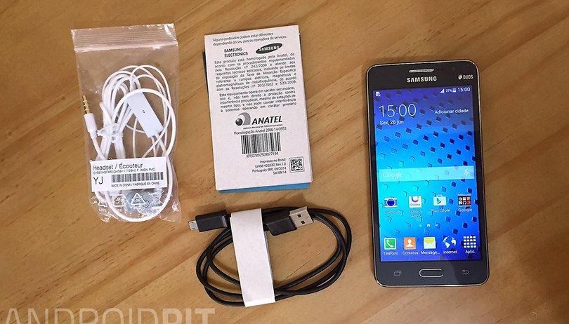 Review do Galaxy Gran Prime, smartphone da Samsung
