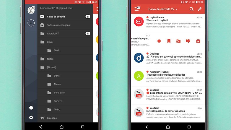 email app client new apps