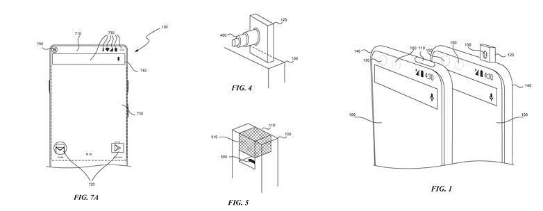 essential phone patent smartphone