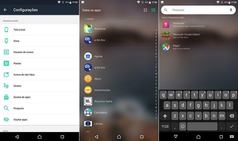 evie app launcher new apps