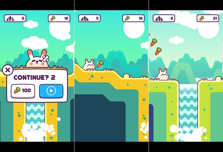 fat bunny new app week