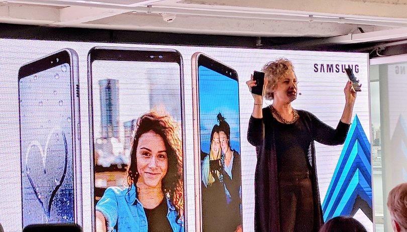 Galaxy A8 e A8+ são lançados no Brasil custando a partir de R$ 2.399