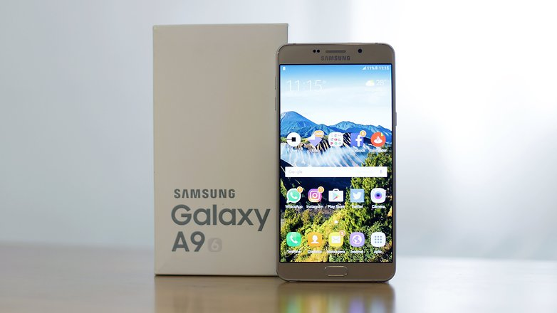 galaxy a9 review teaser