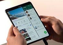 Samsung Galaxy Fold: un nuovo modello più sottile e squadrato nel 2020?