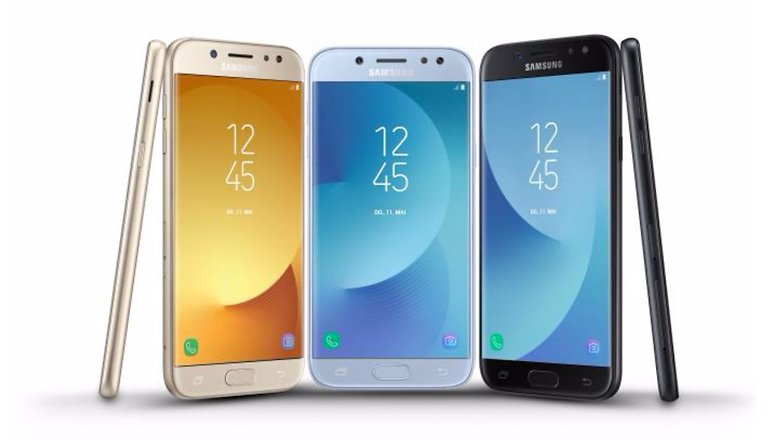 galaxy j 2017 official