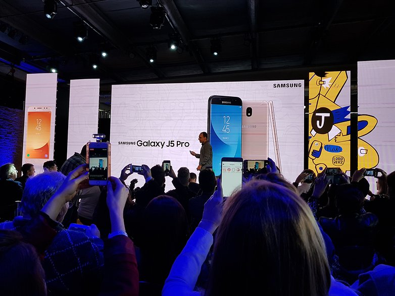 galaxy j5 pro hero event