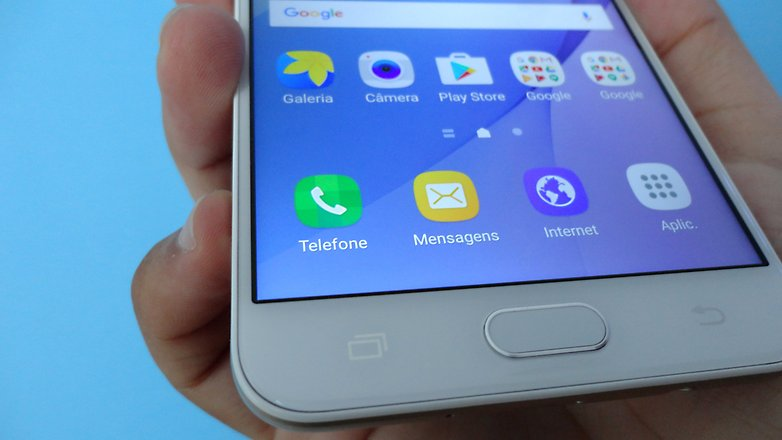 galaxy j7 prime screen two review