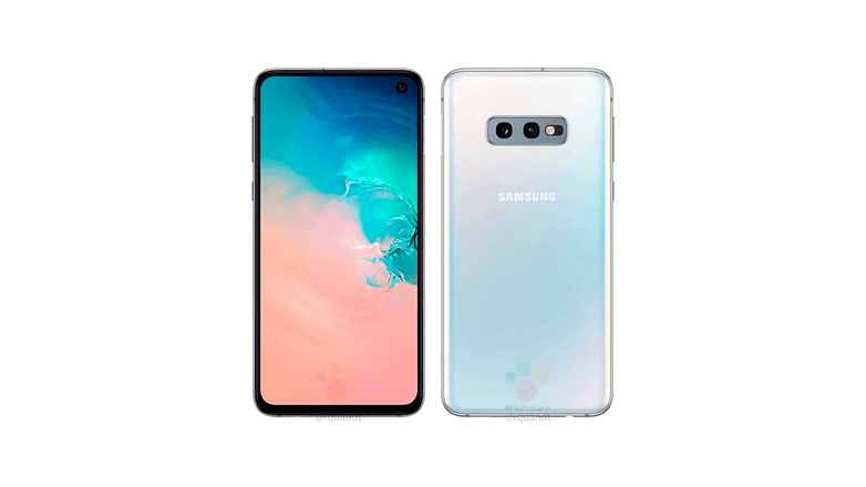 galaxy s10e leaks imagenes fotos