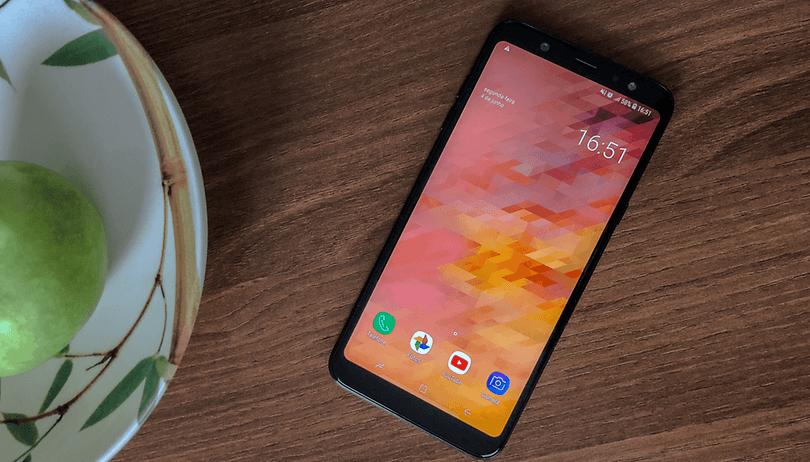 Prise en main du Galaxy A6+ : le nouveau milieu de gamme de Samsung