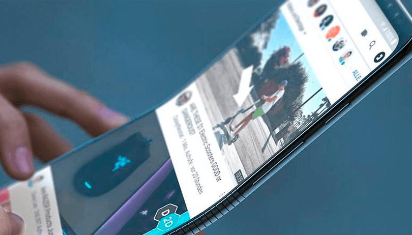 Smartphone dobrável da Samsung pode ser revelado em novembro