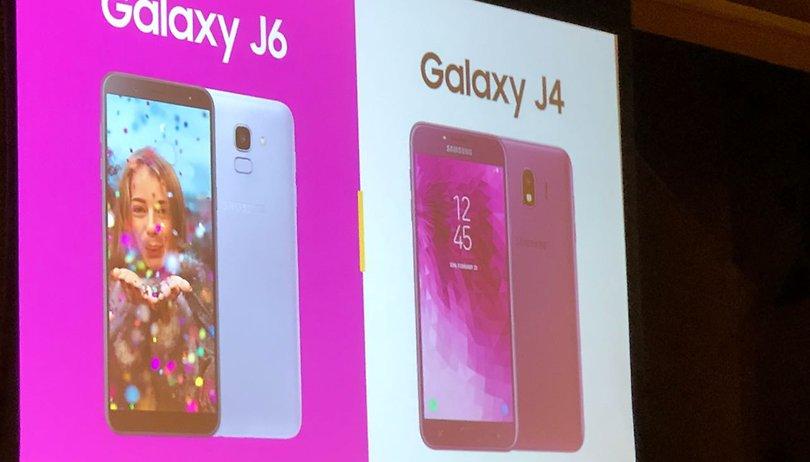 Tela Infinita nos básicos: Samsung lança Galaxy J4 e J6 custando a partir de R$ 849