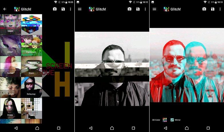 glitch new apps week