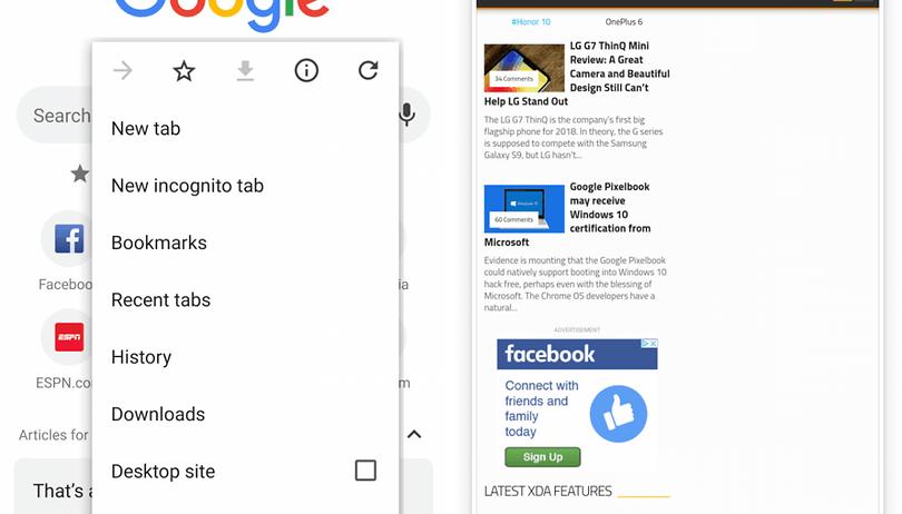 Google Chrome testa alerta para páginas que gastam muita