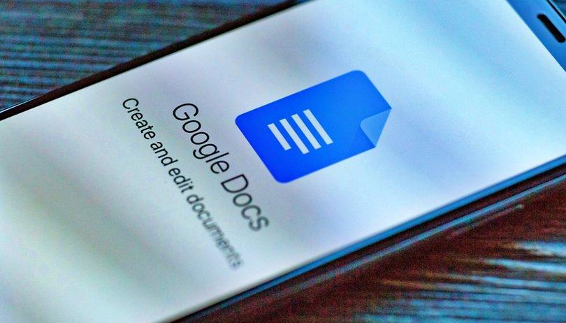 Google Docs receberá modo escuro no Android em breve
