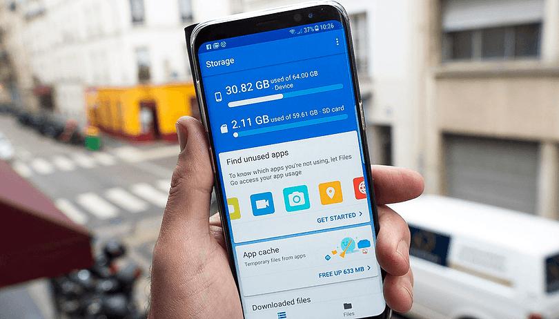Files Go: app de gerenciamento de arquivos também cuida do seu cartão SD