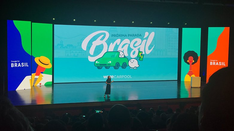 google for brazil waze