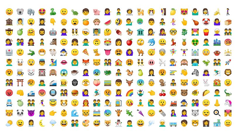 Emojis de 2018: ruivos, carecas e cacheados ganham espaço