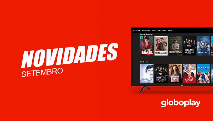 Globoplay: séries que entrarão no catálogo em setembro