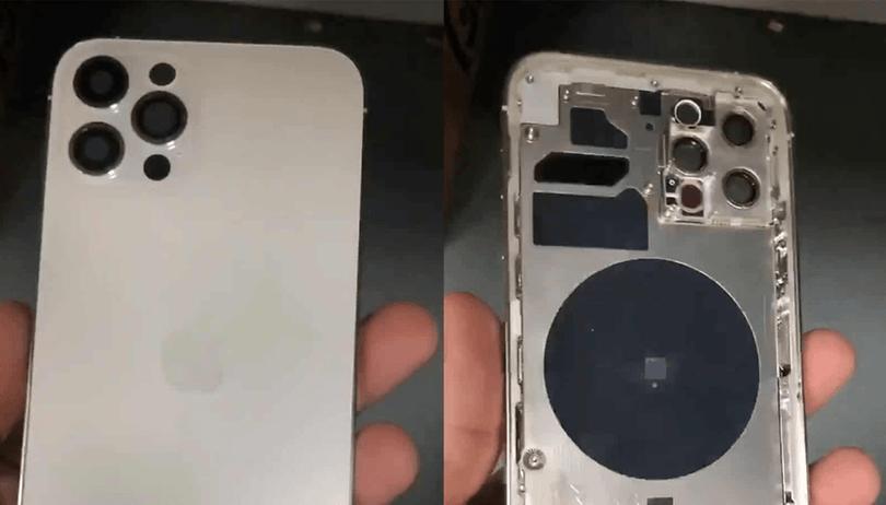 Vídeo revela iPhone 12 Pro com visual de iPhone 5