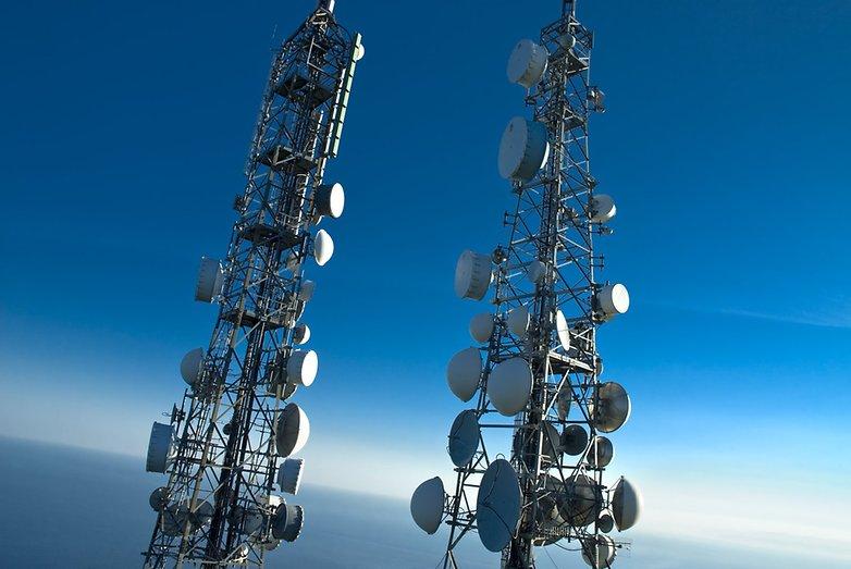 infraestrutura de telecomunicacoes