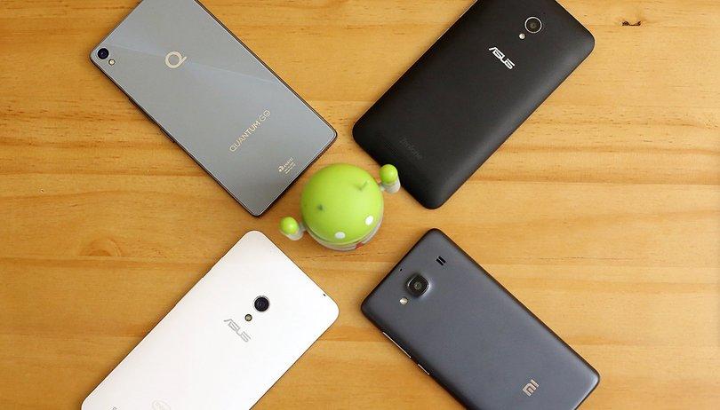 Queremos sua opinião: Qual fabricante Android foi a melhor do ano?