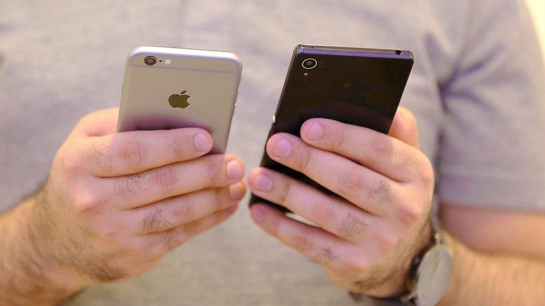 iphone 6 xperia op