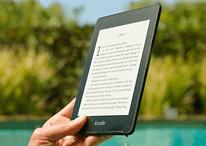Novo Kindle Paperwhite tem certificação à prova d'água e está mais leve