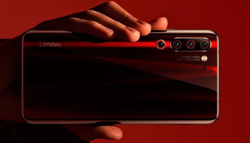 Lenovo Z6 Pro é o novo gigante chinês com Snapdragon 855, biometria na tela e quatro câmeras
