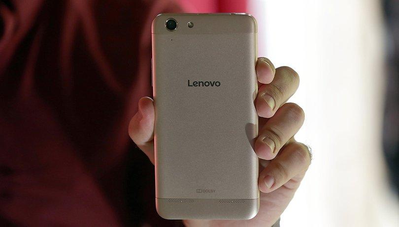 Lenovo Vibe K5 está finalmente recebendo o Android 6.0 Marshmallow