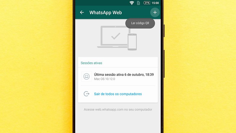 ler codigo whatsapp tips
