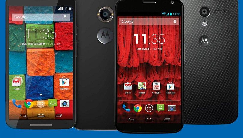 Motorola: a evolução da série Moto X