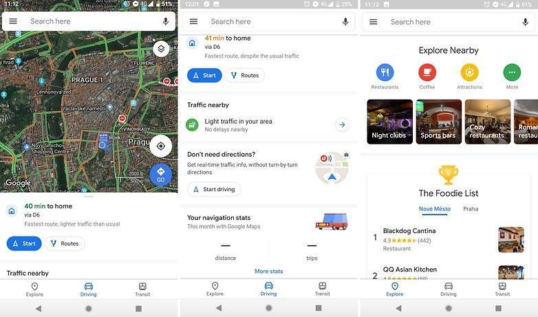 maps google material design