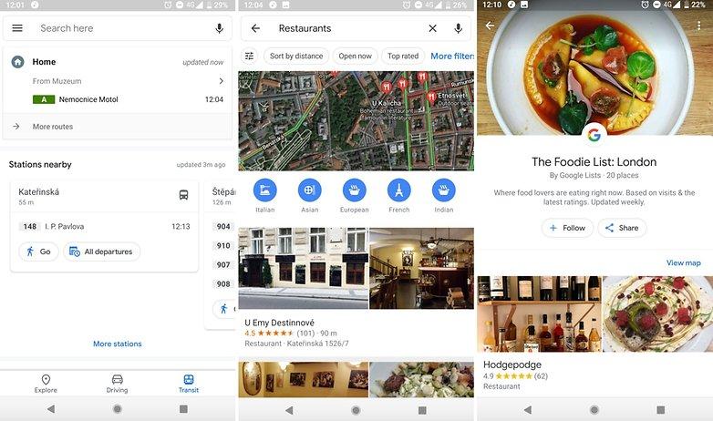 maps google new material design