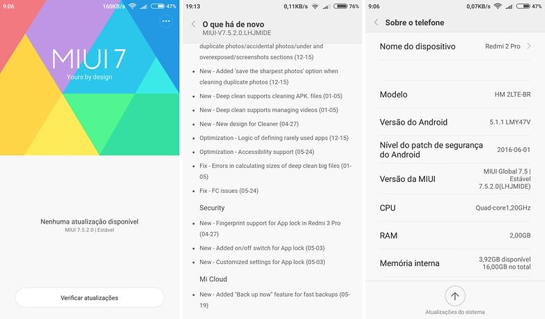 miui7.5 estavel rom android
