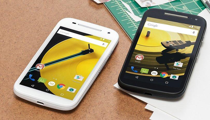 Motorola Moto E (2016): Certificado bluetooth con sus números de modelo