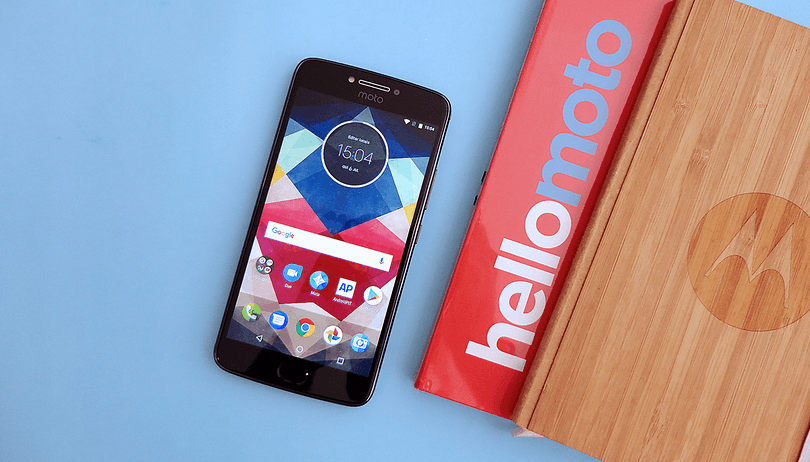 Moto E4 Plus review: basic with a massive battery