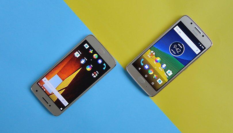 Moto G5S e Moto G5 estão recebendo atualização do Android Oreo no Brasil